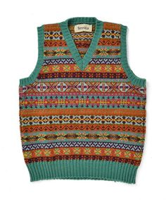 Check out our wide array of girls' vest along with puffer vest, down vest, quilted vest. Chaleco Casual, Look Fashion, Mens Fashion, Gothic Fashion, Waistcoat Men, Vest Men, Tweed Run, Fair Isle Knitting, Quilted Vest
