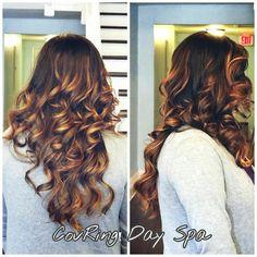 Ombre Hi-Lites | Hair | CovRing Day Spa www.covringdayspa.com