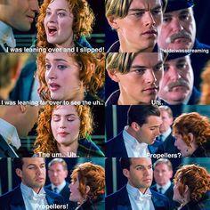 "Titanic. ""Propellers!"""