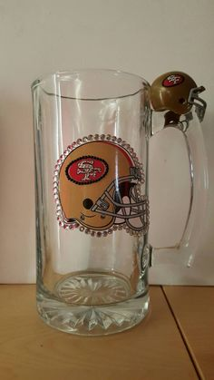 Check out this item in my Etsy shop https://www.etsy.com/listing/267752244/san-francisco-49ers-sports-mug