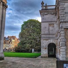 From our friends at Cambridge  @cambridgecolleges - Cambridge is beautiful all year round... but some sunshine and greenery are always welcome #throwbackthursday #tree #cambridgeuniversity #cambridgecolleges #capturingcambridge #goviewyou