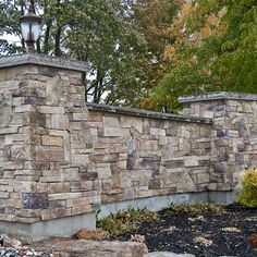 Inspiration - Cultured Stone - Boral USA Bucks County Blend - Country Ledgestone (75%) and Dressed Field Stone (25%)