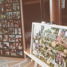 【結婚式準備超初心者向け】ウェルカムボードの作り方を基本から優しく解説* | marry[マリー]