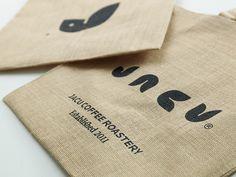 Jacu Coffee Roastery - Visual identity/Branding on Behance