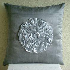 Luxury Silver Throw Pillow Covers, Modern Floral Throw Pi... https://www.amazon.com/dp/B004NPVM8M/ref=cm_sw_r_pi_dp_x_QtQryb6777T69