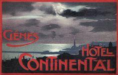 Richter & Co fu fondata nel 1842 da un tipografo svizzero, per la produzione di cromolitografie a Napoli .