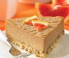 Raw Pecan Pie Recipe - http://glutenfreerecipebox.com/gluten-free-raw-pecan-pie/ #glutenfree #raw