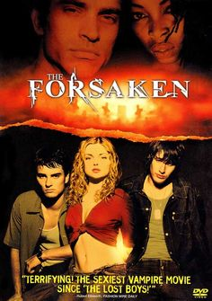 The Forsaken (2001)- I saw this movie because Ryan Shuck of the synth-ish band Orgy had a small role in it. This is a camera-shaking-during-violent-scenes sorta movie where it does indeed seem like a cop-out from showing anything interesting. This movie is rather bad. The best dialogue is the vampire stalking the protagonists through an abandoned house reciting Metallica lyrics as if it is cool. Worth watching if you enjoy such cringeworthy scenes.