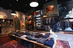 Levi's XX Concept Store in Tokyo, Japan