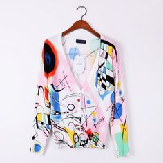 Fabric: Cotton blend Thickness: Normal Size: Free Length: 50cm Bust: 95cm Shoulder: 36cm Sleeve: 52cm Number:20429