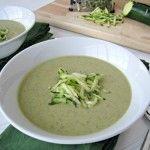 Recipe for Gluten Free, Sugar Free Curried Zucchini Soup