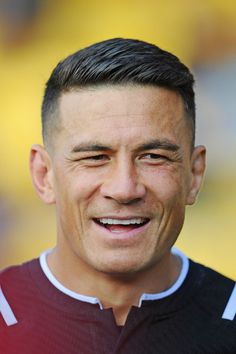 Sonny Bill Williams Photos Photos - Sonny Bill Williams of New Zealand during the 2016 Wellington Sevens match between New Zealand and Russia at Westpac Stadium on January 30, 2016 in Wellington, New Zealand. - 2016 Wellington Sevens