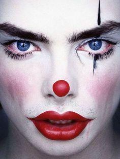 ~ Pretty Clown makeup! ~