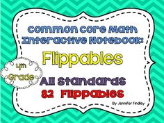4th Grade Interactive Math Notebooks are Done! - Teaching to Inspire with Jennifer Findley