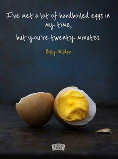 Boiled Duck Egg Broken in Half | © StockFood | Carmen Troesser | 11130952