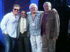 Con Marin, Marco Flavio Cruz y Luis de Llano