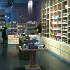 Harney's tea lounge, NYC
