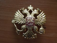 RUSSIA Coat of arms 1 MEDAL