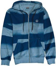 VOLCOM EDS BASIC ZIP FLEECE > Mens > Clothing > Sweatshirts & Fleece | Swell.com