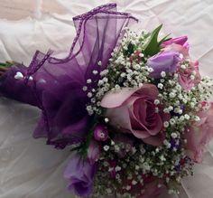 Posy Bridesmaid Flowers, Bridesmaids, Floral Wreath, Wreaths, Home Decor, Floral Crown, Decoration Home, Door Wreaths, Room Decor