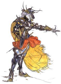 yoshitaka amano final fantasy - Поиск в Google