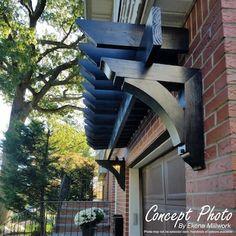 Garage Exterior, Garage Door Design, Garage Doors, Garage Door Paint, Exterior Windows, Garage Door Styles, Rustic Exterior, Exterior Paint, Exterior Design