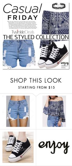 """""""Casual Friday"""" by oshint ❤ liked on Polyvore"""