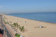 Playa de Gandía (Valencia) Valencia, Beach, Water, 1, Outdoor, Bedroom, Summer Vacations, Beaches, Pictures