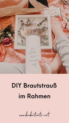 Tolle Idee, Was Du Mit Dem Strauß Nach Der Hochzeit Machen Kannst   Ikea  Hack