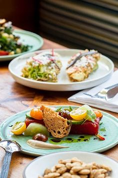 The 10 Best New(ish) Restaurants of This Summer via @PureWow - Barcino, Hayes Valley