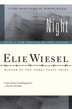To read?    Night - Elie Wiesel