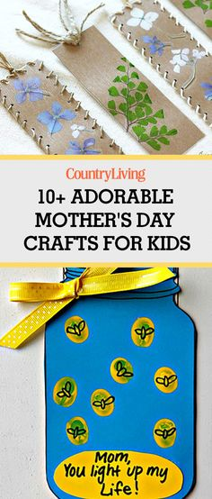 Don't forget to save these easy crafts for later!