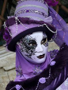 Carnival of Venice - Carnaval de Venise - Carnevale di Venezia - 2014 by Nemodus photos, via Flickr