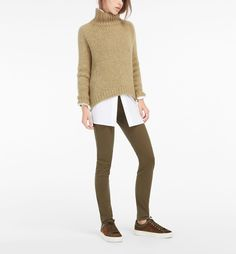 1ecfc374112 Pantalones Casual - Pantalones - MUJER - Massimo Dutti España