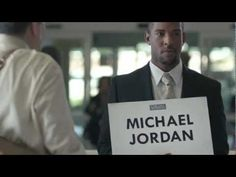 ESPN #MichaelJordan Commercial -- It's Not Crazy, It's Sports