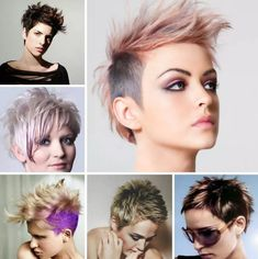 Short new hairstyles 2017 - Frauen Haar Modelle Short Hairstyles For Women, New Hair, Hair Styles, Haircut Short, Short Hair Up, Easy Hairstyle, Hair Plait Styles, Hair Makeup, Hairdos