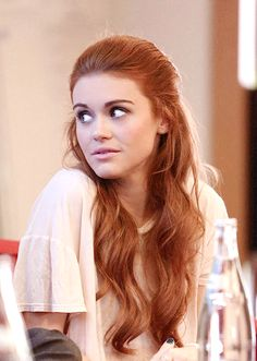 Holland Roden photographed by Gabriel Collado at The Full Moon Is Coming convention, may 10th & 11th, in Toulouse.