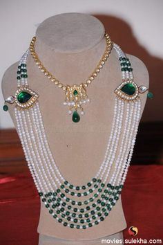 The jewels of the Nizams of Hyderabad  | Nizam Jewellery Collection at Taj Deccan Pictures
