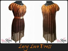 Lacy Love Dress - All sizes | Craftsy