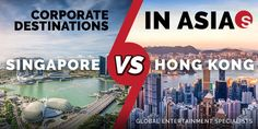 #Corporate #Events Asia - MICE Destinations #Asia   Scarlett #Entertainment Asia Pacific  South East Asia is fast becoming one of the world's principle MICE destinations and an attractive option for business travellers and corporate event planners as a result of numerous government lead initiatives!