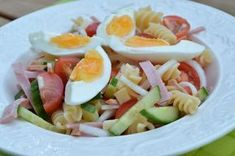 Viktväktarrecept Recipe For Mom, Tex Mex, Cobb Salad, Lchf, Cantaloupe, Healthy Life, Food And Drink, Fruit, Chicken