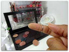 swatch makeup geek crème brulee eyeshadow pan z palette fard à paupière mug simplement marilyne
