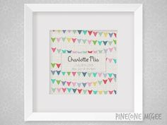 BABY BUNTING ANNOUNCEMENT counted cross stitch pattern, girl shower sampler…