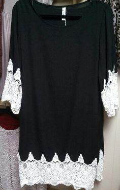 Beautiful Black and Lace dress