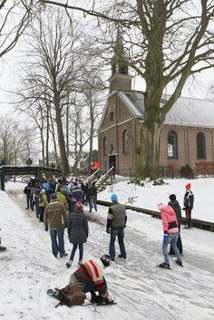 Dorpentocht Giethoorn 2013 by NLHank, via Flickr