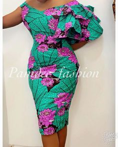 African fashion dresses short wax 26 ideas for 2019 Short African Dresses, Ankara Short Gown Styles, Latest African Fashion Dresses, African Print Fashion, Africa Fashion, Ankara Gowns, African Print Dresses, African Fashion Traditional, Look 2018