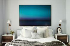 I want this bedroom - via Harper's Bazaar