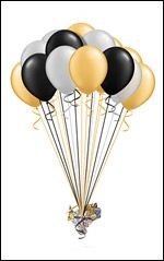 14. Umbrellas - Professionally Arranged and Hand Delivered by BalloonPlanet.com