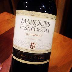 Un gran vino!