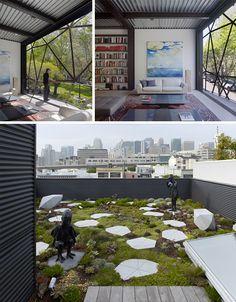 urban roof top designs